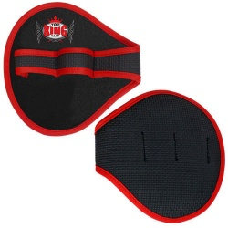 Weight Lifting Fitness Workout Training Cross fit Gloves Grip Pads;.