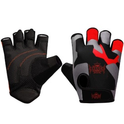 FITNESS WEIGHT LIFTING GYM GLOVES;-