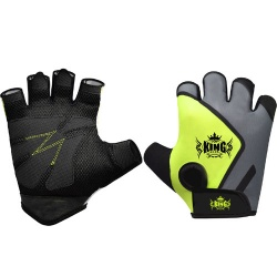 GYM TRAINING WEIGHT LIFTING GLOVES;-