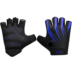 WEIGHT LIFTING GYM GLOVES;-