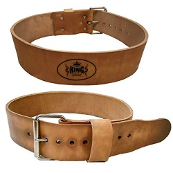 "3"" Leather Power Lifting Belt"
