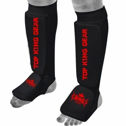 MMA Shin Instep Guards:-