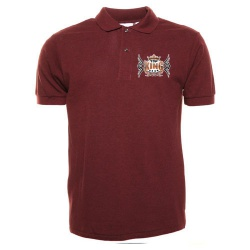 Fitted Polo Shirts For Men/ Unique Polo Shirts