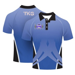 Sublimation Polo T Shirts For Men