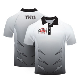 Sublimation Printing Polo T Shirts