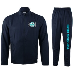 Custom Embroidered Tracksuits