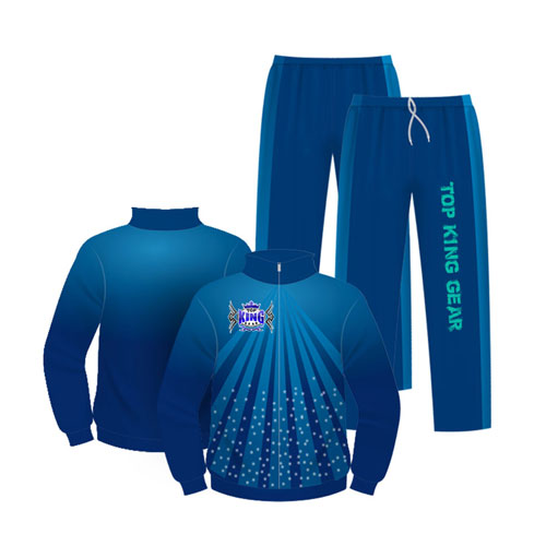 Sublimation Custom Tracksuit