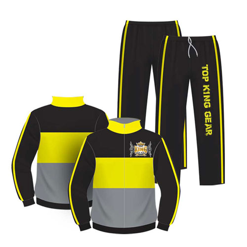 Sublimation Sports Track Suit
