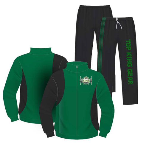 Sublimated Sports Track Suit