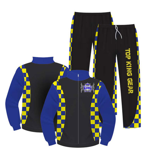 Sublimated Mens Tracksuit