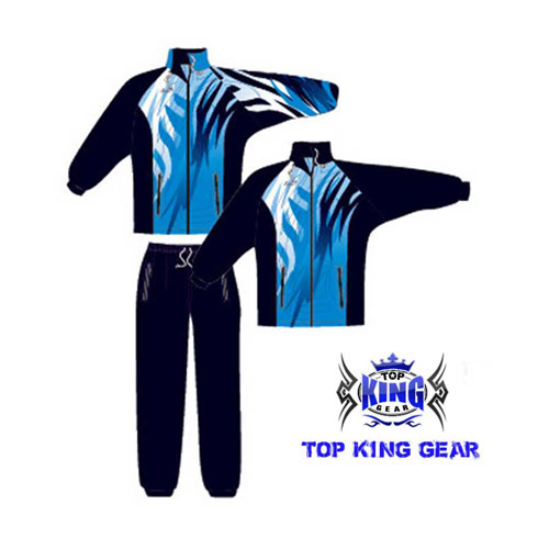 Custom Sublimated Track Suits