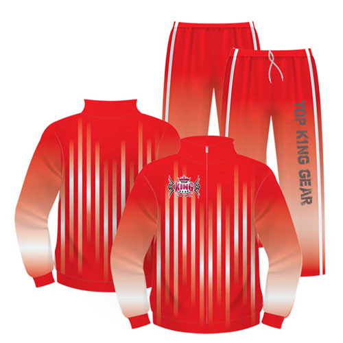 Sublimated Track Suit