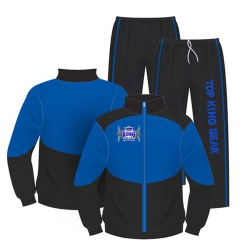 Sublimation Tracksuit/ Casual Track Suit