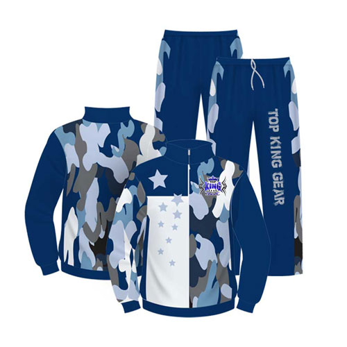 Custom Sublimation Sports Track Suit