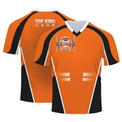 Custom Sublimated Soccer Jerseys