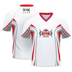 Customize Sublimated Soccer Shirts