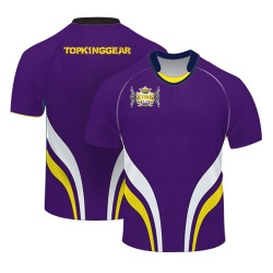 Sublimation Custom Rugby Jersey & Rugby Shorts