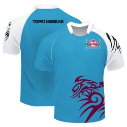 Sublimated Rugby Shirts/ Rugby Football Uniforms