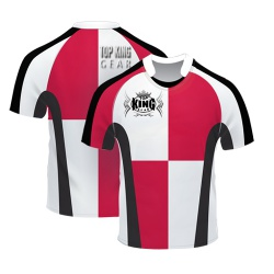 Sublimated Rugby Polo Shirt, Rugby Uniforms