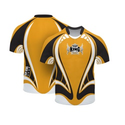 Subliamtion Rugby Tops And Rugby Team Club Wear