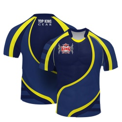 Sublimated Printed Rugby Shirts, Rugby Shorts