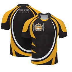 Full Sublimation Printing Rugby Club Uniforms