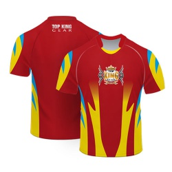 Sublimation Printed Rugby Jersey 2012-2015