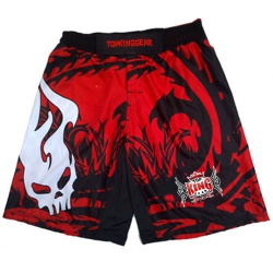 Sublimated Dragon Design MMA Shorts By Top King Gear