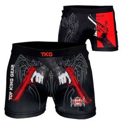 Custom Sublimation Vale Tudo MMA Shorts