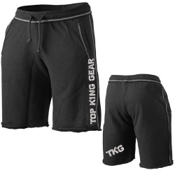 80%Cotton 20%Polyester Fleece Gym Shorts/ Fitness Gym Shorts