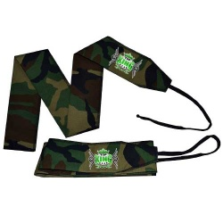 Weight Lifting Camo Strength Wraps