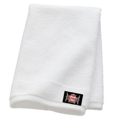 White Sweat Towels For Gym