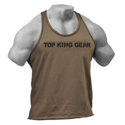 100% Cotton Fitness Gym Tank Top