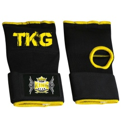 Authentic TKG Inner Hand Wraps Gloves Boxing Fit GEL Padded Bandages
