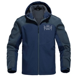 Men's Outdoor Soft-shell Jacket