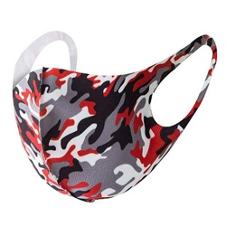 Camouflage Cotton Face masks:-
